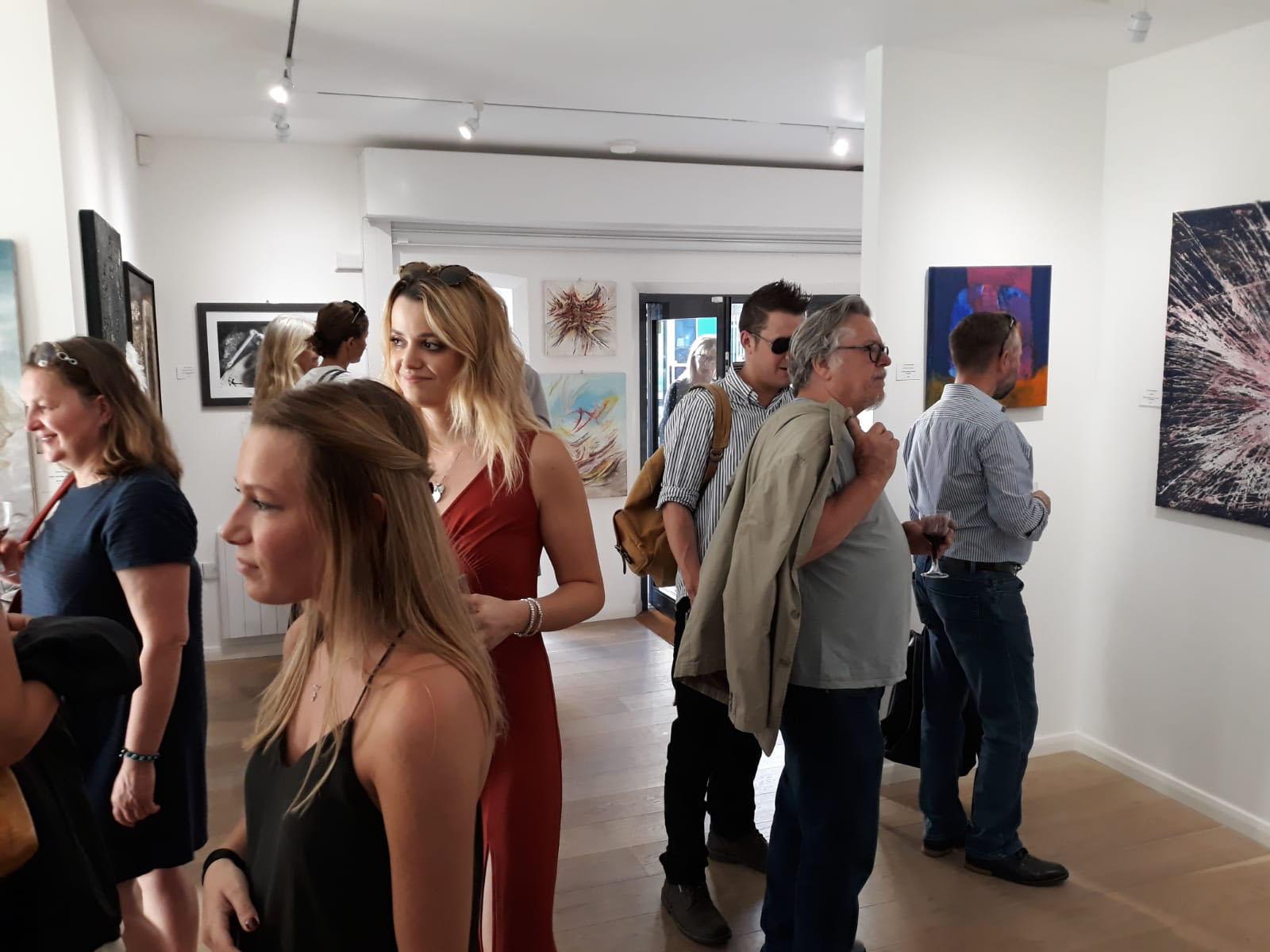 I art expo Londra 2
