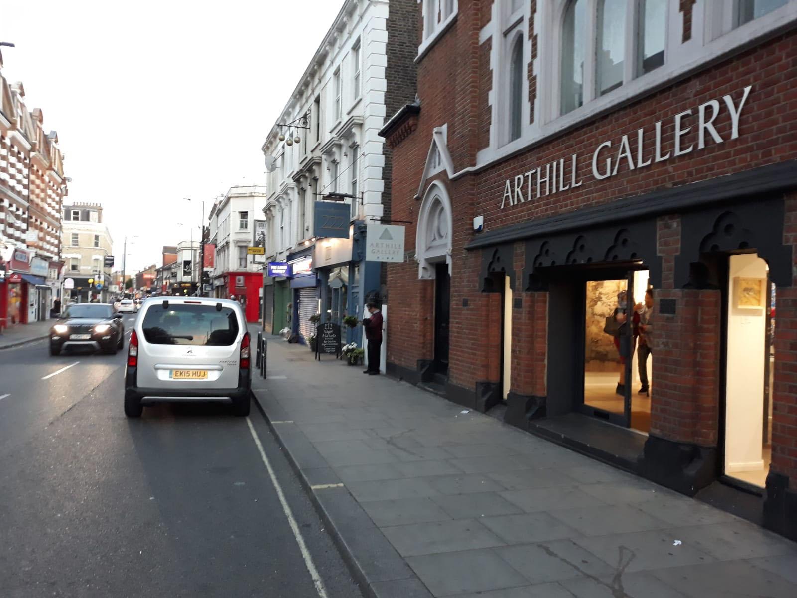 I art expo Londra 3