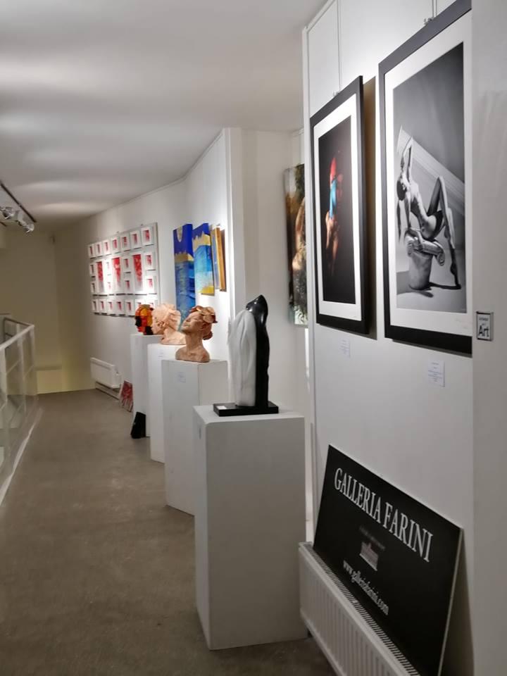 Mauman-art galleria farini parigi
