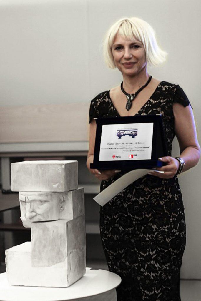 Foto premiazione maumanart